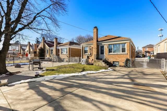 3727 Gunderson Avenue, Berwyn, IL 60402 (MLS #10974060) :: The Wexler Group at Keller Williams Preferred Realty