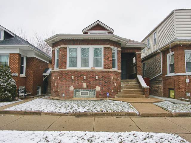 6043 S Maplewood Avenue, Chicago, IL 60629 (MLS #10974068) :: Janet Jurich