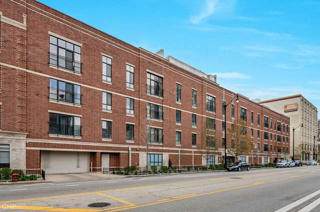 1440 S Wabash Avenue #411, Chicago, IL 60605 (MLS #10974099) :: Carolyn and Hillary Homes