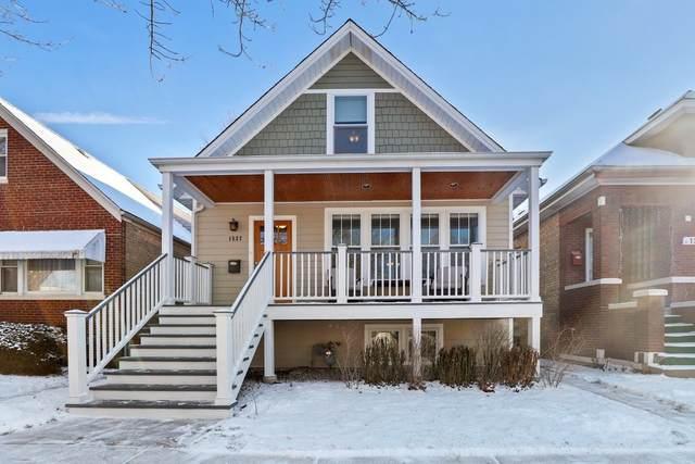 1527 Elmwood Avenue, Berwyn, IL 60402 (MLS #10974123) :: The Wexler Group at Keller Williams Preferred Realty
