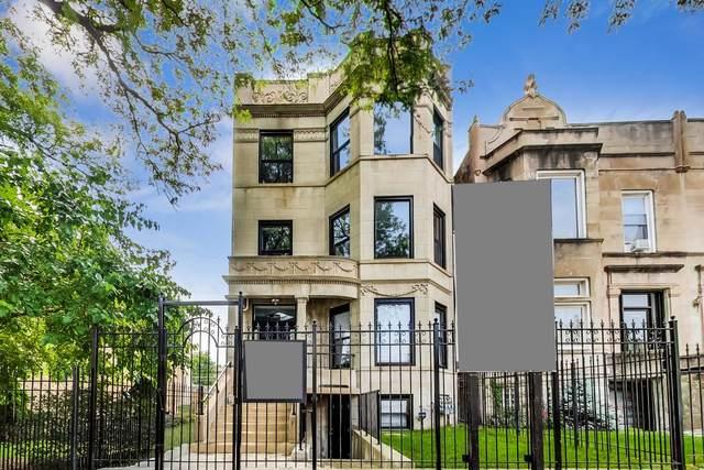 4840 S Champlain Avenue #1, Chicago, IL 60615 (MLS #10974128) :: Helen Oliveri Real Estate