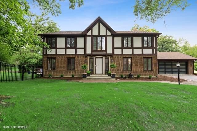 420 E Chicago Avenue, Hinsdale, IL 60521 (MLS #10974154) :: Janet Jurich