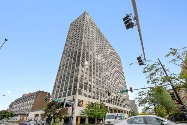 4343 N Clarendon Avenue #2713, Chicago, IL 60613 (MLS #10974160) :: Helen Oliveri Real Estate