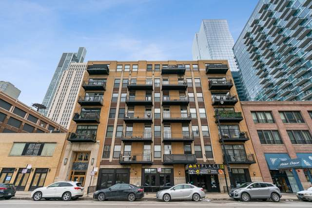 1307 S Wabash Avenue #605, Chicago, IL 60605 (MLS #10974180) :: The Wexler Group at Keller Williams Preferred Realty
