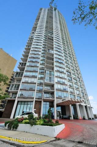 6101 N Sheridan Road 12D, Chicago, IL 60660 (MLS #10974205) :: The Wexler Group at Keller Williams Preferred Realty