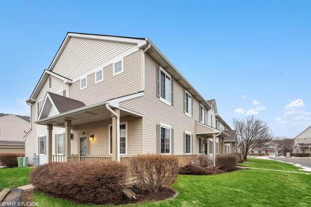 118 Yarrow Court, Romeoville, IL 60446 (MLS #10974215) :: Janet Jurich