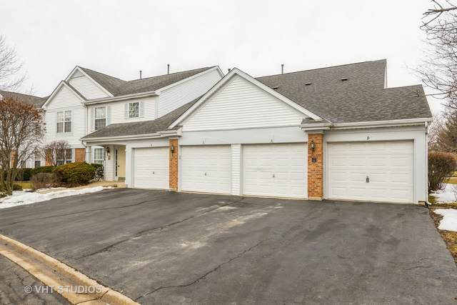 13808 S Balsam Lane D, Plainfield, IL 60544 (MLS #10974220) :: Jacqui Miller Homes