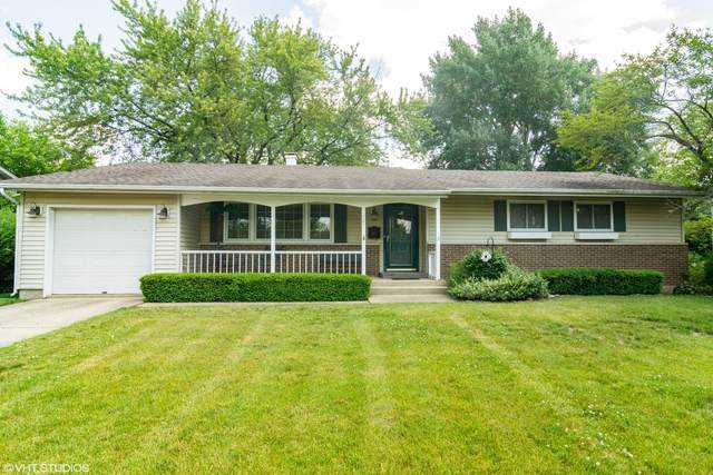 721 N Whitcomb Drive, Palatine, IL 60074 (MLS #10974239) :: The Dena Furlow Team - Keller Williams Realty