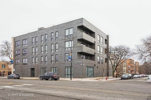 707 N Western Avenue #301, Chicago, IL 60612 (MLS #10974270) :: RE/MAX IMPACT