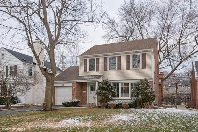 11 Salem Lane, Evanston, IL 60203 (MLS #10974277) :: Helen Oliveri Real Estate