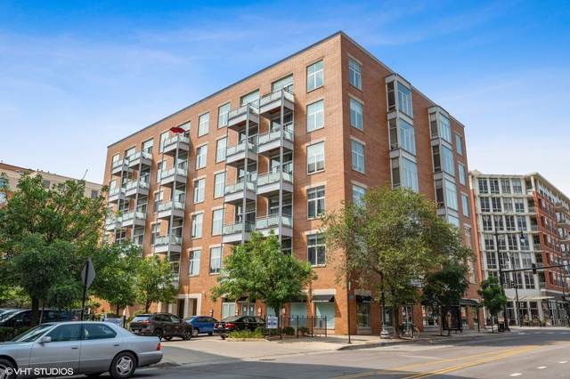 949 W Madison Street #304, Chicago, IL 60607 (MLS #10974282) :: The Wexler Group at Keller Williams Preferred Realty