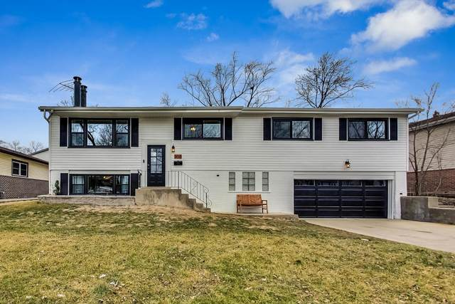 9018 W 91st Place, Hickory Hills, IL 60457 (MLS #10974286) :: The Spaniak Team