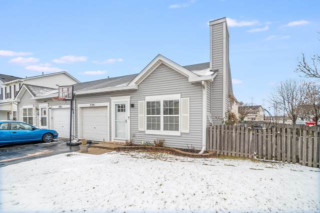 334 Richfield Trail, Romeoville, IL 60446 (MLS #10974289) :: The Wexler Group at Keller Williams Preferred Realty