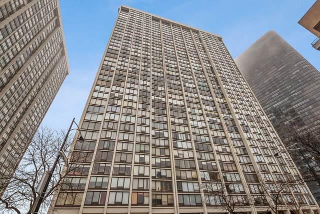 5445 N Sheridan Road #2111, Chicago, IL 60640 (MLS #10974301) :: Helen Oliveri Real Estate
