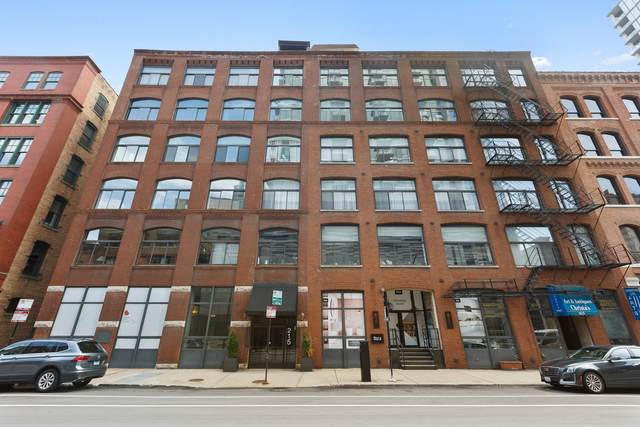215 W Illinois Street 4C, Chicago, IL 60610 (MLS #10974310) :: The Wexler Group at Keller Williams Preferred Realty