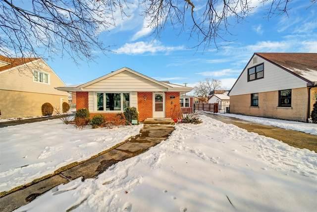 1701 S Clifton Avenue, Park Ridge, IL 60068 (MLS #10974318) :: Janet Jurich