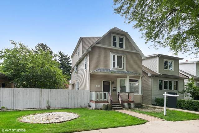 4135 N Kilbourn Avenue, Chicago, IL 60641 (MLS #10974324) :: Janet Jurich