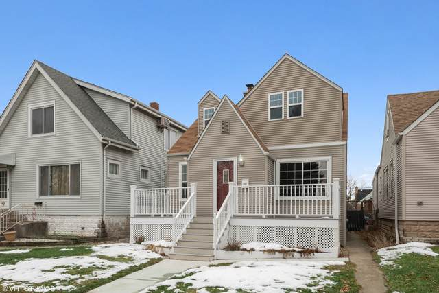3431 N Panama Avenue, Chicago, IL 60634 (MLS #10974332) :: Schoon Family Group