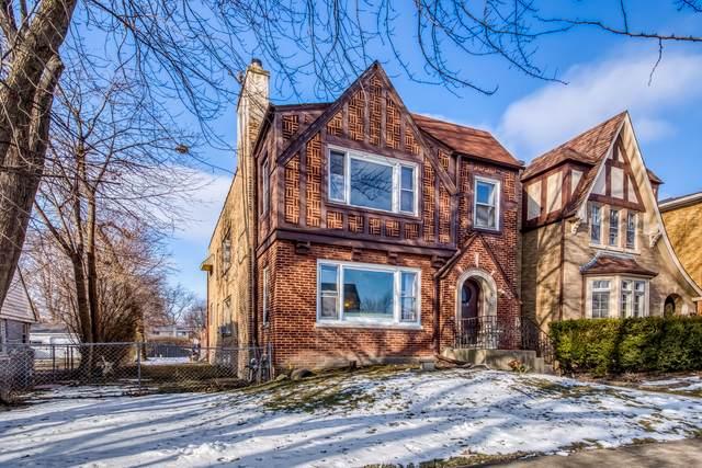 9116 Ewing Avenue, Evanston, IL 60203 (MLS #10974354) :: Helen Oliveri Real Estate