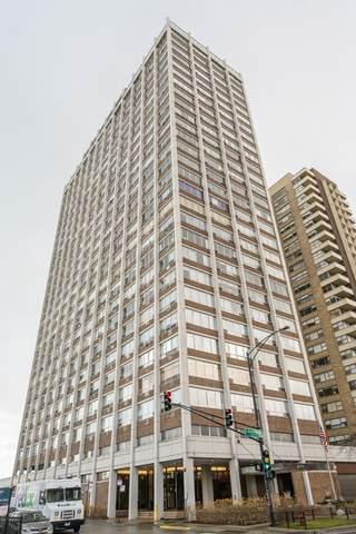 6171 N Sheridan Road N #2706, Chicago, IL 60660 (MLS #10974361) :: Helen Oliveri Real Estate