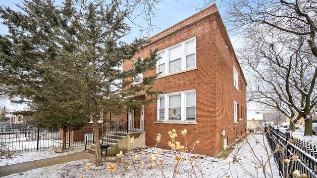 5959 S Sawyer Avenue, Chicago, IL 60629 (MLS #10974403) :: Janet Jurich
