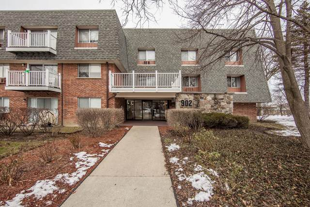 902 Ridge Square #106, Elk Grove Village, IL 60007 (MLS #10974424) :: Helen Oliveri Real Estate