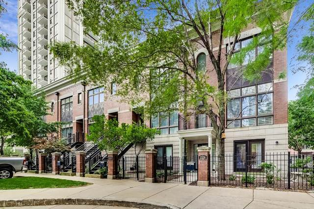 1330 S Prairie Avenue, Chicago, IL 60605 (MLS #10974427) :: The Wexler Group at Keller Williams Preferred Realty
