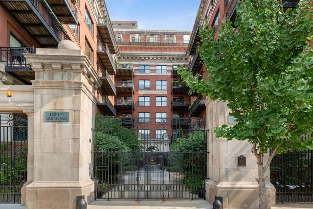 1439 S Michigan Avenue #402, Chicago, IL 60605 (MLS #10974430) :: The Wexler Group at Keller Williams Preferred Realty