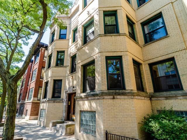 4180 N Clarendon Avenue 1N, Chicago, IL 60613 (MLS #10974437) :: Helen Oliveri Real Estate