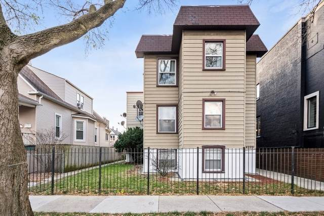 4218 N Whipple Street 1W, Chicago, IL 60618 (MLS #10974453) :: Janet Jurich