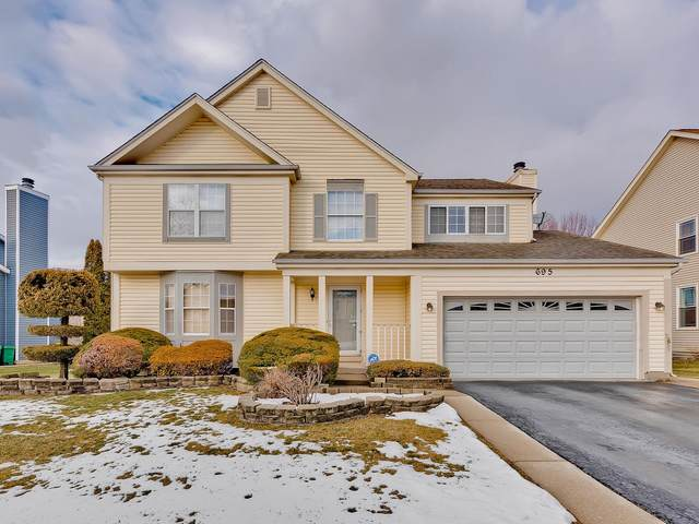 695 Mayfair Drive, Carol Stream, IL 60188 (MLS #10974465) :: Jacqui Miller Homes