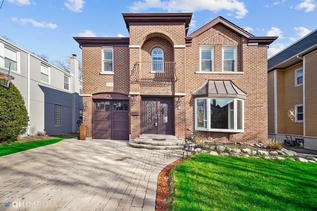6717 N Keating Avenue, Lincolnwood, IL 60712 (MLS #10974467) :: Suburban Life Realty
