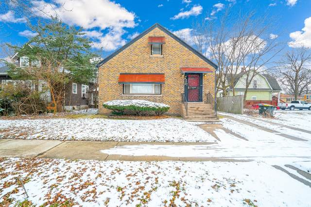13738 S Wabash Avenue, Riverdale, IL 60827 (MLS #10974487) :: The Wexler Group at Keller Williams Preferred Realty