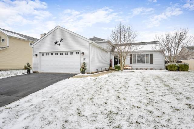 381 Blackfoot Drive, Bolingbrook, IL 60490 (MLS #10974490) :: Jacqui Miller Homes