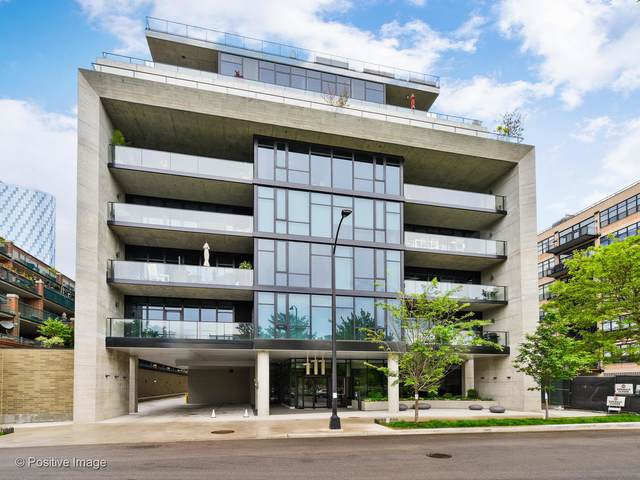 111 S Peoria Street #701, Chicago, IL 60607 (MLS #10974497) :: RE/MAX IMPACT