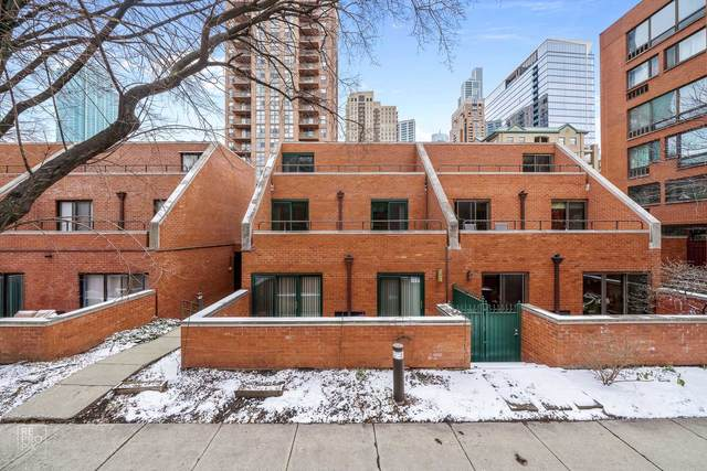 1121 S Plymouth Court B, Chicago, IL 60605 (MLS #10974504) :: The Wexler Group at Keller Williams Preferred Realty