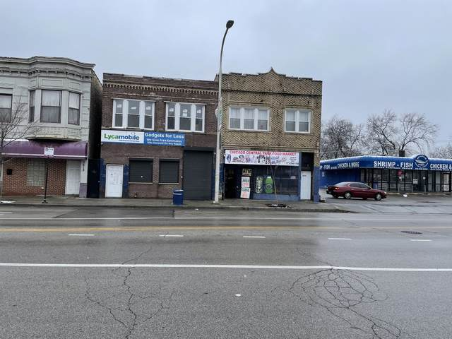 3608 W Chicago Avenue, Chicago, IL 60651 (MLS #10974512) :: The Wexler Group at Keller Williams Preferred Realty