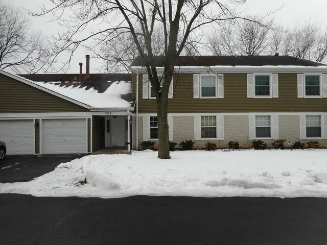 745 Candleridge Court A2, Bartlett, IL 60103 (MLS #10974514) :: The Wexler Group at Keller Williams Preferred Realty