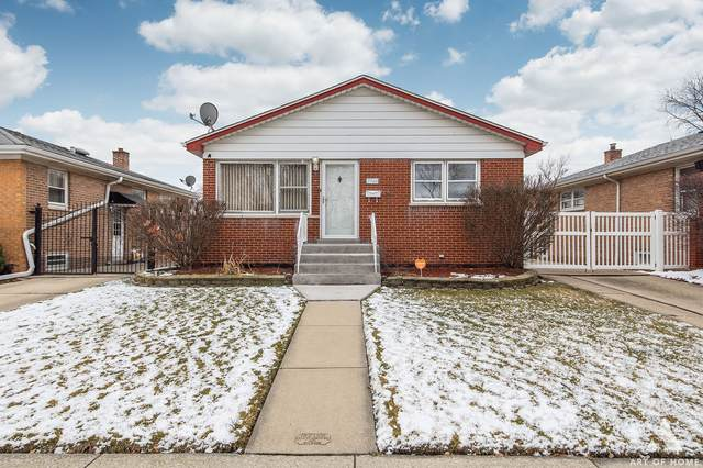 7764 S Kilbourn Avenue, Chicago, IL 60652 (MLS #10974546) :: Janet Jurich