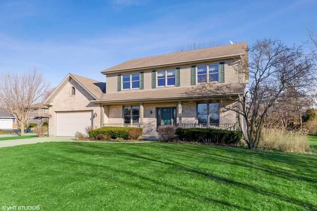 1501 W Edgewater Lane, Palatine, IL 60067 (MLS #10974548) :: Helen Oliveri Real Estate