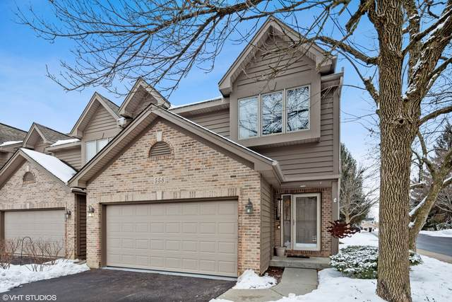 558 Silver Aspen Circle, Crystal Lake, IL 60014 (MLS #10974561) :: The Spaniak Team