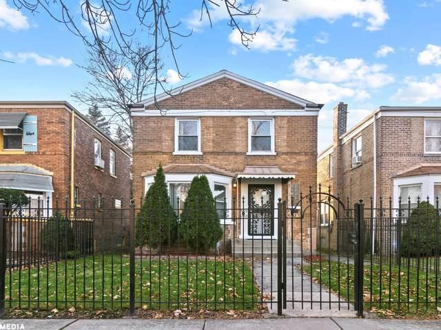 10504 S Prairie Avenue, Chicago, IL 60628 (MLS #10974564) :: Janet Jurich
