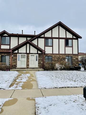 8525 162nd Place #2, Tinley Park, IL 60487 (MLS #10974569) :: Janet Jurich