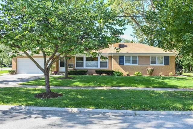 2 N Hamlin Avenue, Park Ridge, IL 60068 (MLS #10974570) :: Janet Jurich