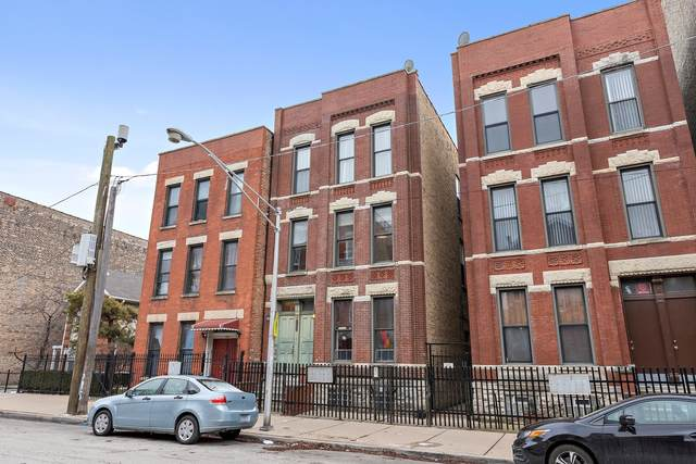 1333 W Huron Street 2A, Chicago, IL 60642 (MLS #10974581) :: RE/MAX IMPACT