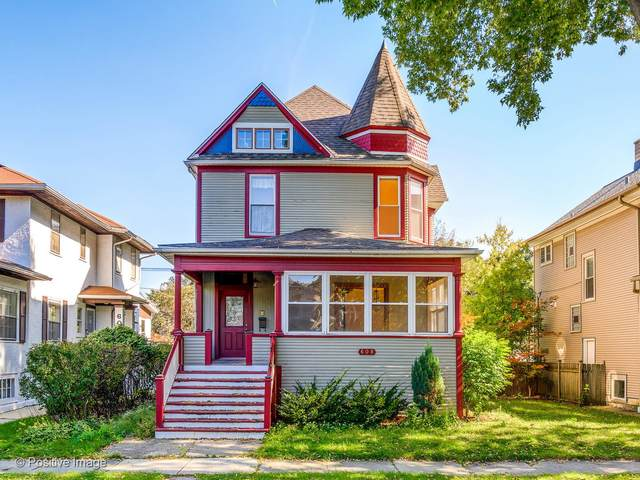608 S Scoville Avenue, Oak Park, IL 60304 (MLS #10974618) :: Angela Walker Homes Real Estate Group