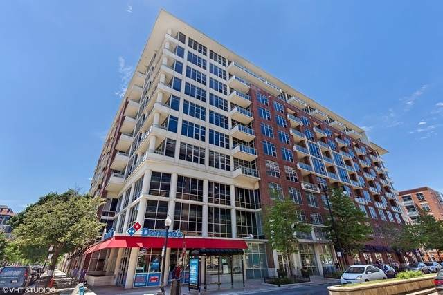 901 W Madison Street #720, Chicago, IL 60607 (MLS #10974646) :: RE/MAX IMPACT