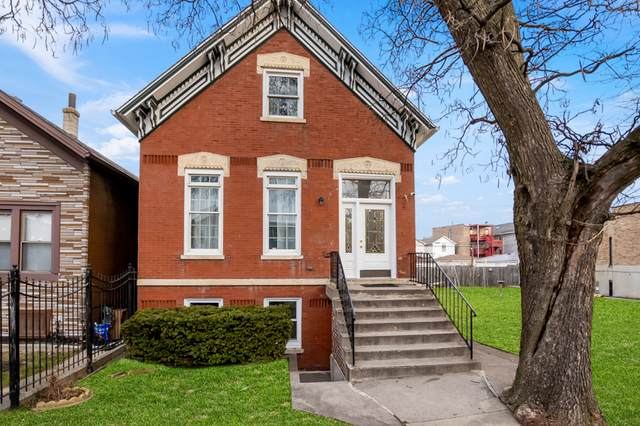2430 W Arthington Street, Chicago, IL 60612 (MLS #10974650) :: Helen Oliveri Real Estate