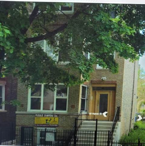 3849 W Huron Street SW, Chicago, IL 60623 (MLS #10974692) :: The Wexler Group at Keller Williams Preferred Realty