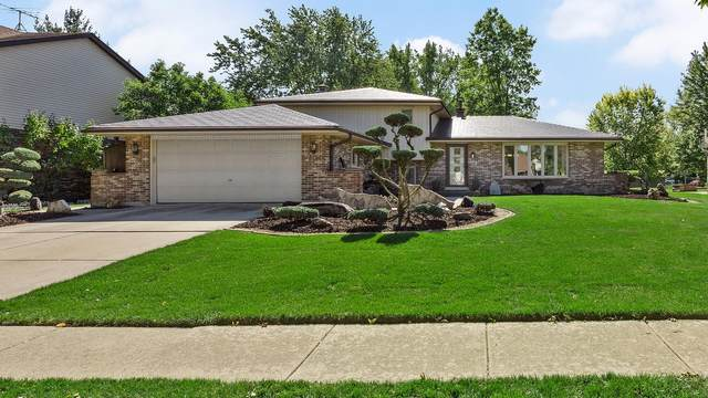 2201 Green Valley Road, Darien, IL 60561 (MLS #10974709) :: The Spaniak Team